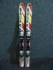Bazarové dětské lyže Axces 107 cm