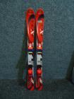 Bazarové dětské lyže Axces 100 cm