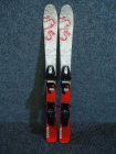 Bazarové dětské lyže Head 97 cm