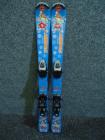 Bazarové dětské lyže Tecno Pro 100 cm