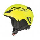 Dětská sjezdová helma Mango Wind Baby - žlutá/fluo