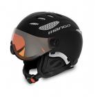 Lyžařská helma Mango Cusna Pro černá mat