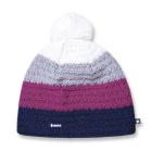 Pletená čepice Kama A50 108,111,114 - 3 barevná kombinace