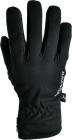 Běžecké  a cyklistické rukavice pánské Silvini Trelca - černá