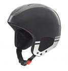 Sjezdová helma Carrera Thunder černo bílá