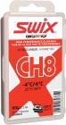 Vosk na lyže - parafín Swix CH8  od -4°C do +4°C červený 60g