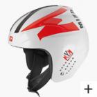 Dětská sjezdová helma Viper IQ MYM - bílo červená