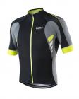 Cyklistický dres Kalas Titan X6 1011-037 fluo/černý pánský