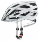 Cyklistická helma  Uvex City i-vo white mat 2016