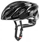 Cyklistická helma Uvex Boss race black 2016