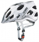 Cyklistická helma Uvex Adige cc white mat 2016