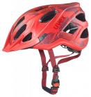 Cyklistická helma Uvex Adige cc red mat 2016