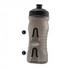 Cyklistická lahev Fabric Water Bottle bezkošíková lahev 625ml