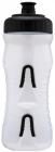 Cyklistická lahev Fabric Water Bottle bezkošíková lahev 600ml černá