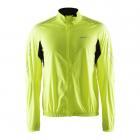 Cyklistická bunda Craft 1903996-1851 Velo Wind neonově žlutá pánská