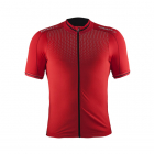 Cyklistický dres Craft 1902581-2430 Glow červený pánský