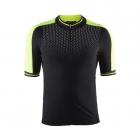 Cyklistický dres Craft 1902581-9851 Glow černo žlutý pánský