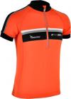 Cyklistický dres Silvini Velino CD484 oranžový dětský
