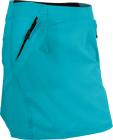 Cyklistická sukně Silvini Invio WS859 tyrkysová