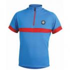 Cyklistický dres Etape Bambino 1505635 modro červený dětský