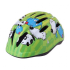 Dětská cyklistická helma Etape Kiki 1508280 zelená dětská