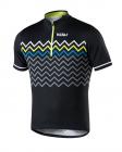 Cyklistický dres Kalas MTB Biker X6 1022-051 černý pánský
