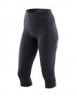Cyklistické kalhoty Kalas 3/4 kalhoty Golfky Ambition X5 3135-901 černé dámské