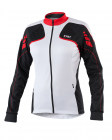 Cyklistický dres dámský Kalas LADY Zateplený dres dl. rukáv 2032-045 TITAN X6 červený