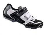 Tretry - boty na kolo MTB Shimano XC31W cyklistická obuv dámská bílo černá