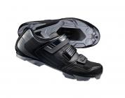 Tretry - boty na kolo MTB Shimano XC31L cyklistická obuv pánská černá