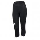 Cyklistické kalhoty Sportful Giro W 3/4 knicker černé dámské