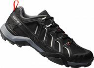Tretry - boty na kolo MTB Shimano MT34L cyklistická obuv pánská černá