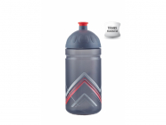 Cyklistická lahev R&B Zdravá láhev 0,5L červená