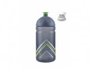 Cyklistická lahev R&B Zdravá láhev 0,5L zelená