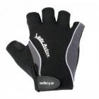 Dámské cyklistické rukavice na kolo Etape Wendy 48-17 černé