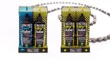 Olej do sucha  Muc-Off   Dry lube 120ml + Dry lube 120ml Twin Pack