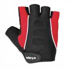 Cyklistické rukavice gelové Etape Esprit 1403215 pánské černé