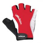 Dámské cyklistické rukavice gelové Etape Wendy 48-50 červené
