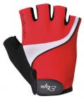 Dámské cyklistické rukavice gelové Etape Wendy 1404850 červené