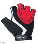 Cyklistické rukavice gelové Etape Esprit 32-05 červené