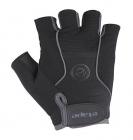 Cyklistické rukavice gelové Etape Grip 31-17 černé