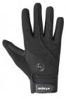 Cyklistické rukavice prstové gelové Etape Spring 1403907 černé uni
