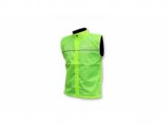 Cyklistická vesta Rogelli Matera flurově žlutá pánská