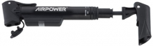 Pumpička na kolo Airpower 875226 Mini teleskopická na všechny ventilky