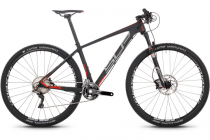 Jízdní kolo MTB Superior XP 979 black matt dark silver red 2016