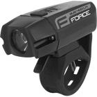 Přední světlo na kolo Force  Bug-400 USB černé