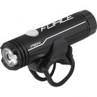 Přední světlo na kolo Force  Pen-200 1LED dioda USB černé