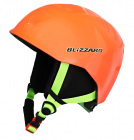 Dětská sjezdová helma Blizzard Signal - orange