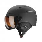 Sjezdová helma Carrera Karma black matte