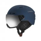 Sjezdová helma Carrera Karma deep blue matte